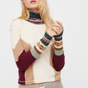 Free People Sweaters - Free People Cozy Turtleneck Swit
